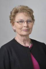 Portrait de Françoise Lefebvre