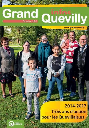 Grand Quevilly Infos d'octobre 2017