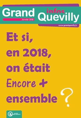 Grand Quevilly Infos de janvier 2018