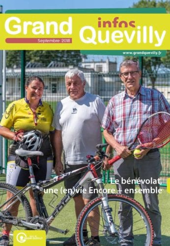 Grand Quevilly Infos de septembre 2018
