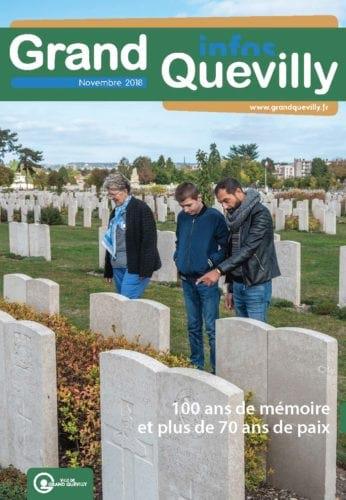Grand Quevilly Infos de novembre 2018