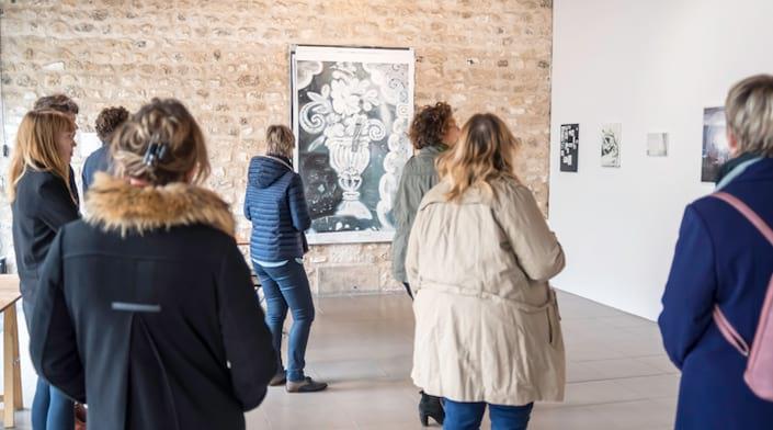 Une exposition de la Maison des Arts