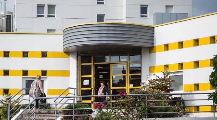 Un centre de santé