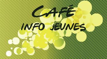 Visuel du café info jeunes