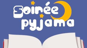 Visuel soirée pyjama