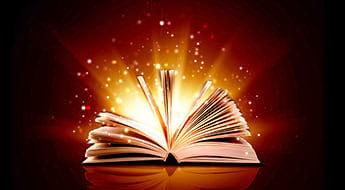 Visuel d'un livre ouvert