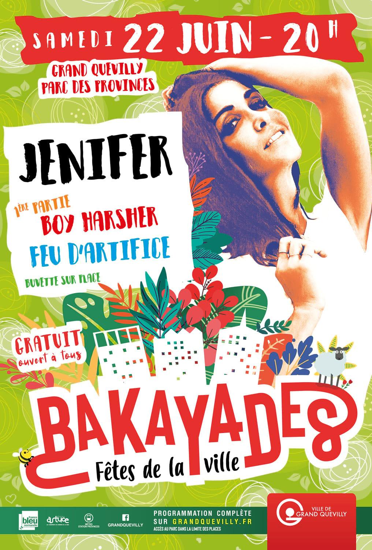 Affiche des Bakayades