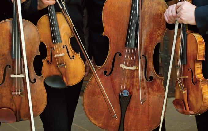 Image d'instruments à cordes