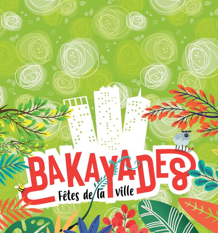 Détail de l'affiche des Bakayades 2019