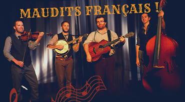 Le groupe Maudits Francais