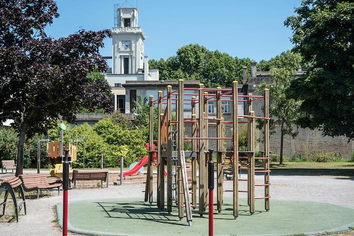 Le parc Bouttard