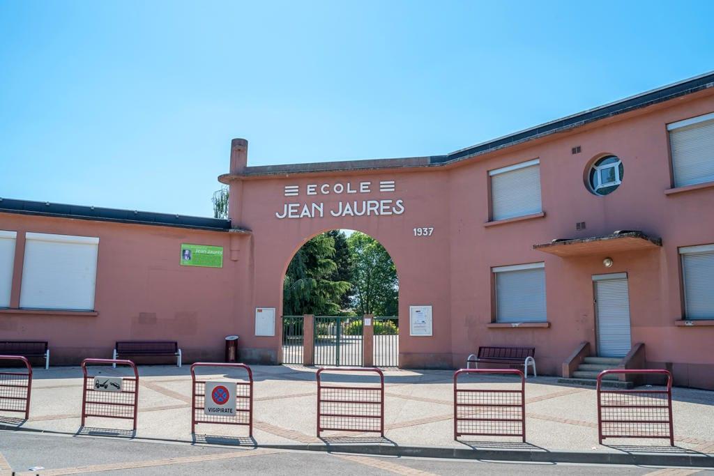 L'école Jaurès