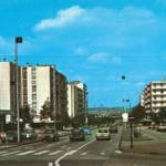 Vieille photo de l'avenue des Provinces