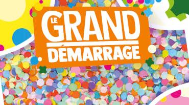 Logo du Grand démarrage